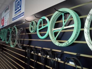 Assorted Gaskets in Show Room