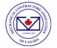 Mechanical Contractors Association Canada Logo