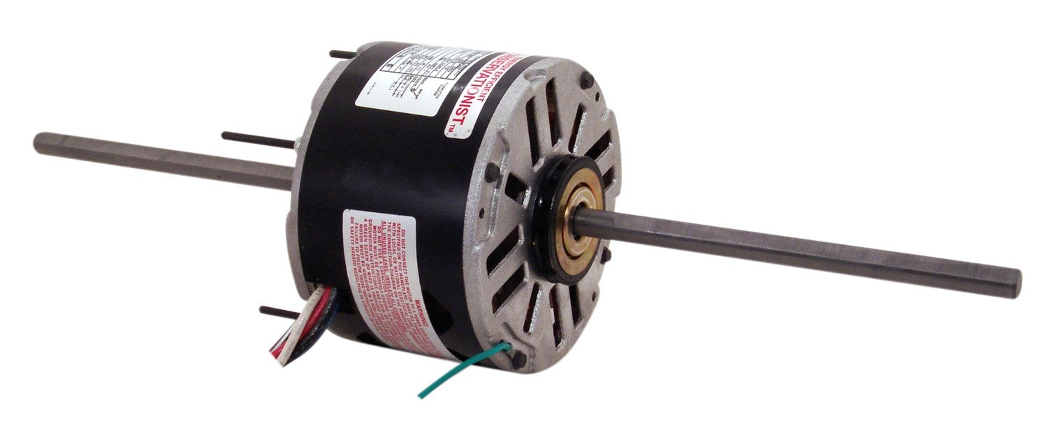 Double Shafted 1/3 HP Motor