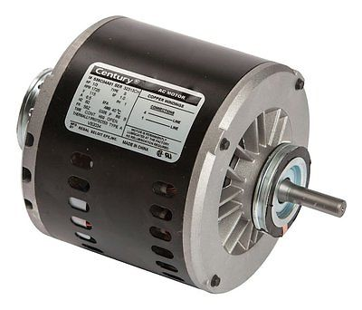 Single Shafted 1/3 HP Electric Motor