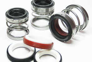 Inside Seals, Tungsten Carbide and Viton